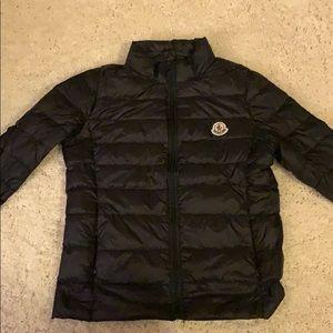 Jackets & Blazers - Black bubble coat